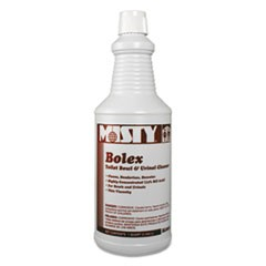 Bolex 23 Percent Hydrochloric Acid Bowl Cleaner, Wintergreen, 32oz, 12/Carton