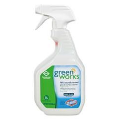 Glass & Surface Cleaner, Original, 32oz Smart Tube Spray Bottle