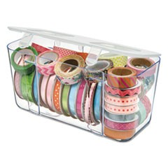 Caddy Organizer, 8.8 x 4, White