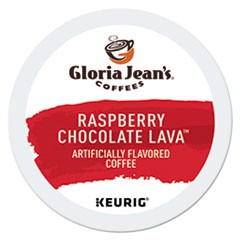 Raspberry Chocolate Lava K-Cup, Raspberry Chocolate Lava, 24/Box