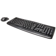 Keyboard for Life Desktop Set, 10 m Range, Black
