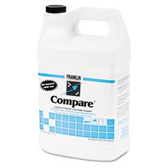 Compare Floor Cleaner, 1gal Bottle, 4/Carton