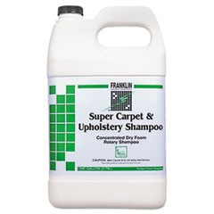 Super Carpet & Upholstery Shampoo, 1gal Bottle, 4/Carton