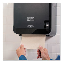 Pacific Blue Ultra Paper Towel Dispenser, Manual, 12.9 x 9 x 16.8, Black