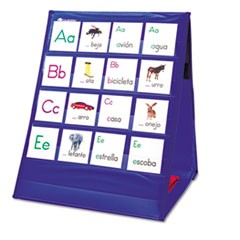 Tabletop Pocket Chart for Grades 1-3