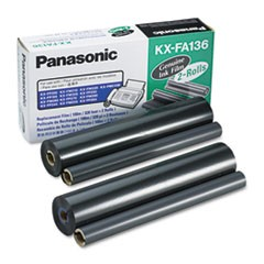 KXFA136 Film Roll Refill, 2/Box
