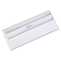 Redi Seal Envelope, #10, 4 1/8 x 9 1/2, White, 500/Box