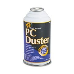 PC Duster Nonflammable Spray Refill, 10oz Can