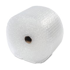 "Recycled Bubble Wrap�, Light Weight 5/16"" Air Cushioning, 12"" x 100ft"