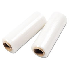 "High-Performance Handwrap Film, 16"" x 1500ft, 11.9mic (47-Gauge), Clear, 4/Ctn"
