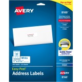 Avery&reg Easy Peel® Address Labels with Sure Feed™ Technology
