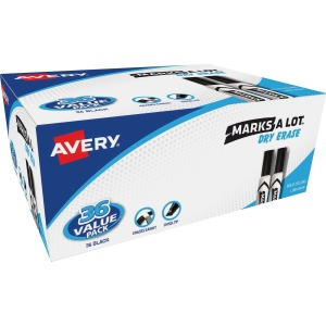 Avery&reg Desk Style Dry Erase Markers