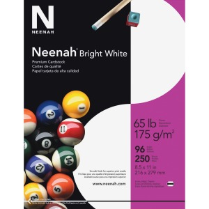 Neenah Printable Multipurpose Card