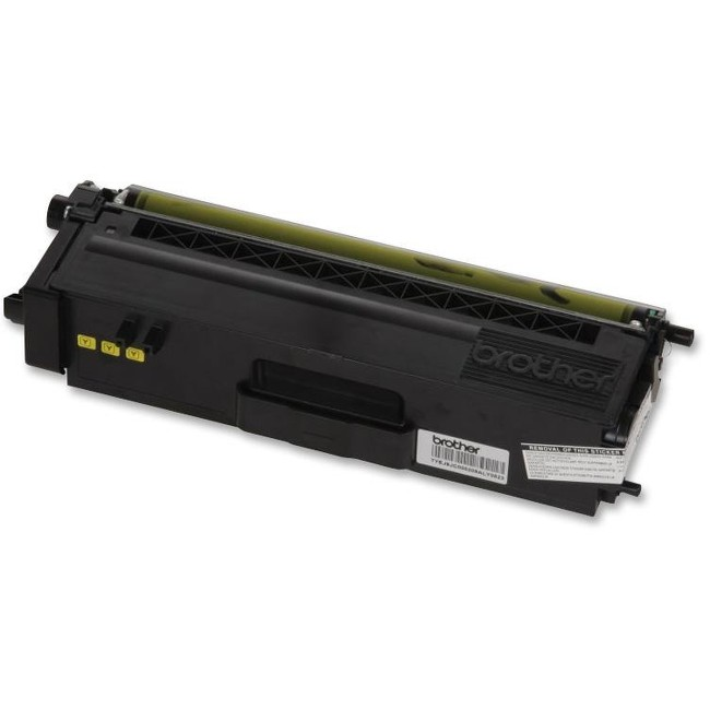 Brother Genuine TN315Y High Yield Yellow Toner Cartridge