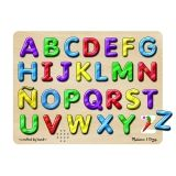 SPANISH ALPHABET SOUND PUZZLE 27PCS