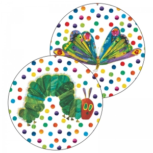 THE VERY HUNGRY CATERPILLAR 45TH  ANNIVERSARY TWO SIDED DECORATIONS