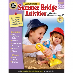 SUMMER BRIDGE ACTIVITIES GR PK-K
