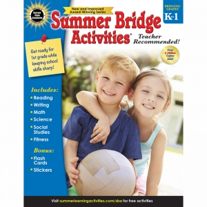 SUMMER BRIDGE ACTIVITIES GR K-1