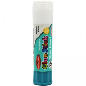 ECONOMY GLUE STICK .28OZ CLEAR