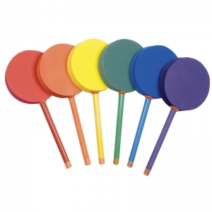 BADMINTON FOAM PADDLE SET