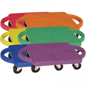 Scooters with Handles, Set of 6