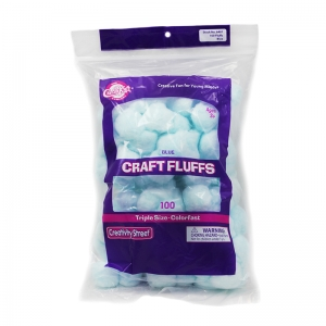 CRAFT FLUFFS BLUE