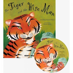 THE TIGER AND THE WISE MAN  TRADITIONAL TALE WITH A TWIST