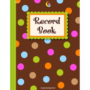 DOTS ON CHOCOLATE RECORD BOOK