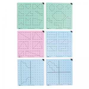 GEOBOARD ACTIVITY CARDS