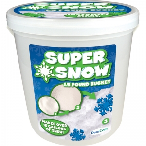 SCIENCE BUCKETS SUPER SNOW