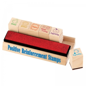 POSITIVE REINFORCEMENT STAMPS
