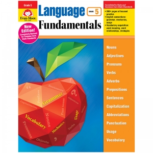 LANGUAGE FUNDAMENTALS GR 5 COMMON  CORE EDITION