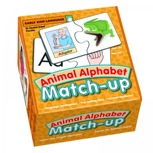 ANIMAL ALPHABET MATCHUP