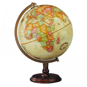 THE LENOX GLOBE ANTIQUE FINISH