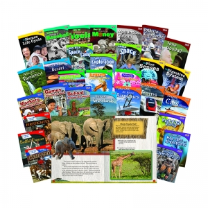 TIME FOR KIDS GR 3 30 BOOK SET  ENGLISH