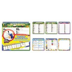 SmartDudes Printing Book, Letters/Numbers/Shapes/Colors, Six Pages, Grade K +