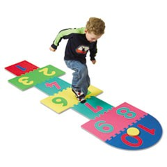 WonderFoam Hop Scotch Mat