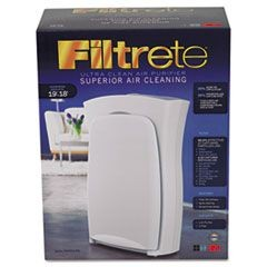 Room Air Purifier, 160 sq ft Room Capacity, Three-Speed