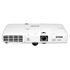 PowerLite 1771W Multimedia Projector, 3000 Lumens, 1280x800
