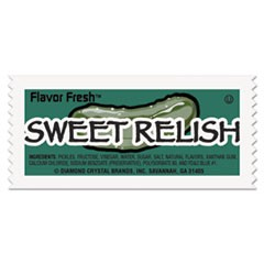 Flavor Fresh Relish Packets, .317oz Packet, 200/Carton