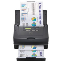 WorkForce Pro GT-S85 Scanner, 600 x 600 dpi, 75 Sheet Automatic Document Feeder