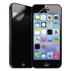 PrivaScreen Privacy Filter for Smartphone--Apple iPhone 5/5S/5C, Black