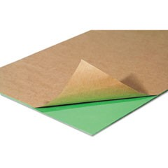 WonderFoam Peel & Stick Sheets, Assorted Colors, 12 x 18