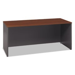 Series C Collection 72W Credenza Shell, Hansen Cherry
