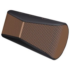 X300 Mobile Wireless Stereo Speaker, Black