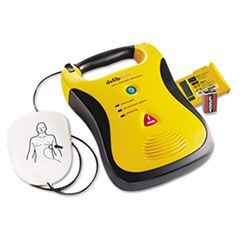 Defibrillator Package w/Prescription Certificate