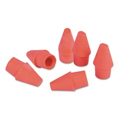 Pencil Cap Erasers, 50/Pack